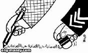 يرجع الفضل لمجلة الأمة العربية الإلكترونية إلى دعم صحافة الرأى